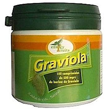 Graviola 100 Comp de Energy Fruits: Amazon.es: Salud y ...