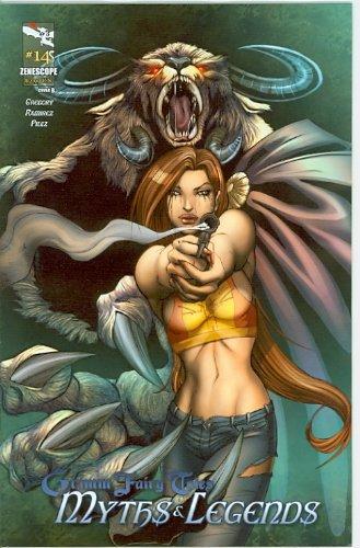 Download Grimm Fairy Tales Myths & Legends #14 Cover B pdf epub