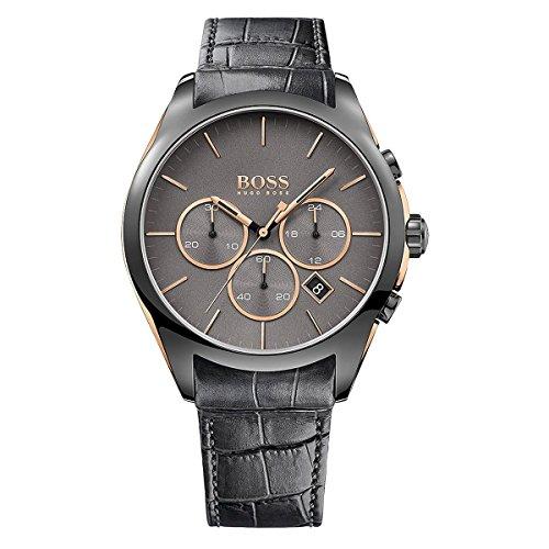 Hugo Boss Mens Analog Casual Quartz Watch (Imported) 1513367