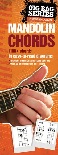 The Gig Bag Book of Mandolin Chords (Gig Bag Books)