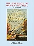 img - for The Marriage of Heaven and Hell: A Facsimile in Full Color (Dover Fine Art, History of Art) book / textbook / text book