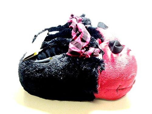 BIG SHOES , Chaussons pour homme rouge rouge/noir