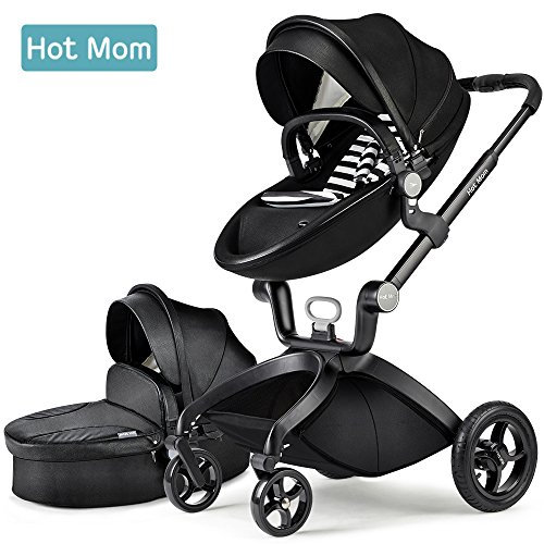 3 In 1 Stroller Travel System - 1