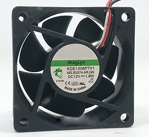 2 Ar Chassis (KDE1206PTV1 MS.B3374.AR.GN 6CM 6025 12V 1.8W 2Wire Cooling Fan)