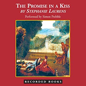 The Promise in a Kiss Hörbuch