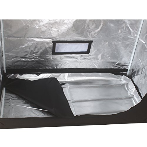 "519lb5KaknL - Growsun 48""x24""x60"" Horticulture Grow Tent for Indoor Plant Growing Tents Mylar Hydroponic Grow Room"