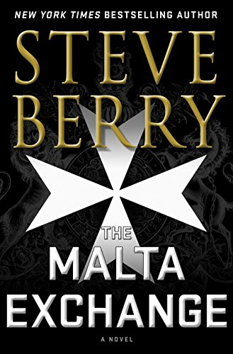 Pdf Thriller The Malta Exchange: A Novel (Cotton Malone)