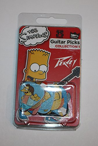 peavey-the-simpsons-collection-1-pick-pack-03020360-acoustic-or-electric-guitar-picks