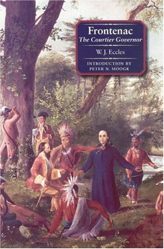 Download Frontenac: The Courtier Governor ebook