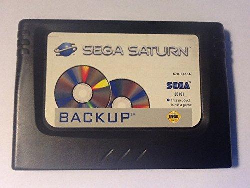 Sega Saturn Cartridge - Sega Saturn Backup Cartridge