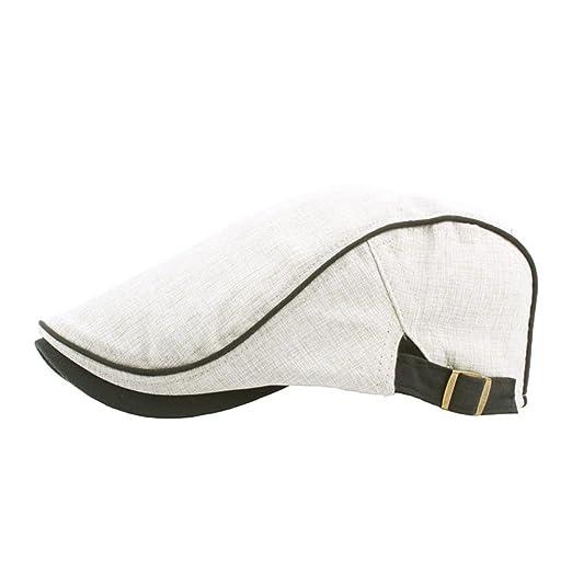 AIMEE7 Gorra De BéIsbol De AlgodóN Sarga Vintage Unisex Sombrero De Boina  De Papá Vintage Ajustable 959ac0232ff
