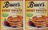 Bruce's Sweet Potato Pancake & Waffle Mix, 1.5 Lbs, (Pack of 2)