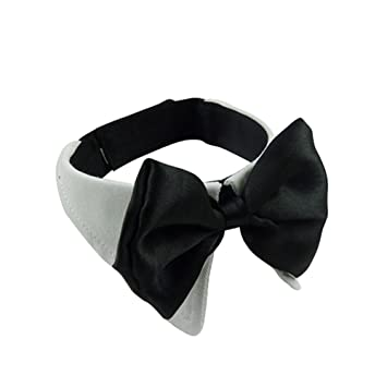 Corbata de moño y cuello para mascota, de JJ Store, estilo formal ...