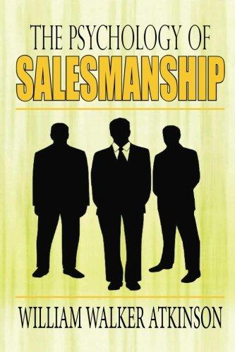Download The Psychology of Salesmanship pdf