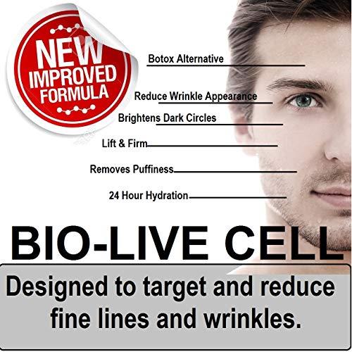 - Anti Aging BIO-LIVE CELL Men's Wrinkle Cell Regeneration