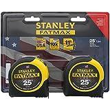 Stanley Consumer Tools FMHT74038 25' Fatmax Tape Measure (2 Pack)