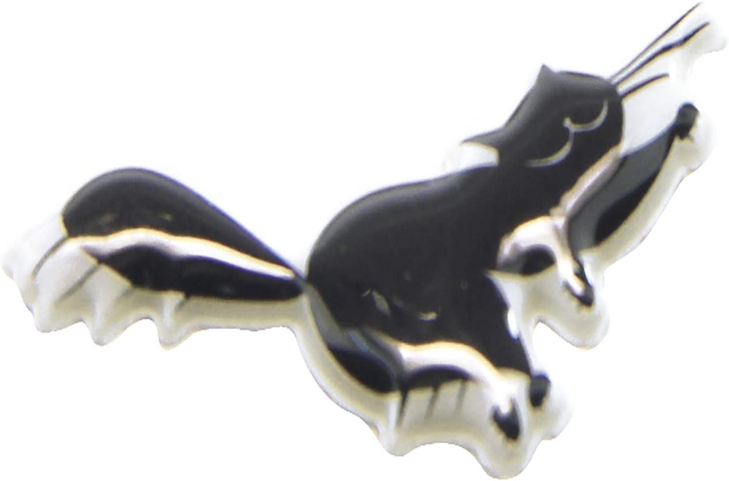 motif Loutres Maildor CY096O Un sachet de gommettes 3D Cooky comprenant une planche 7,5x12cm