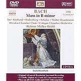 Mass in B Minor Dvda (DVD Audio)