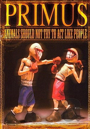 (Animals Should Not Try to Act Like People (DVD/CD Combo))