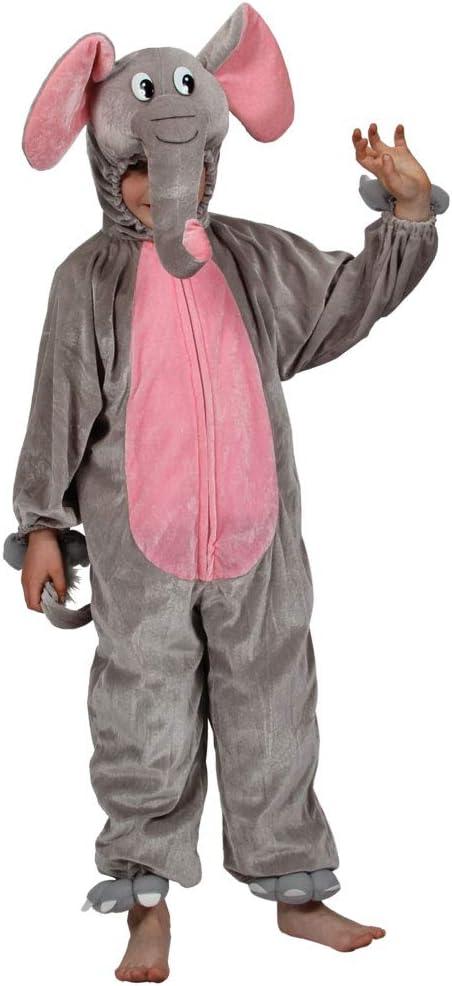 Wicked - Disfraz de elefante infantil, talla 3-4 años (KA-4404. S ...