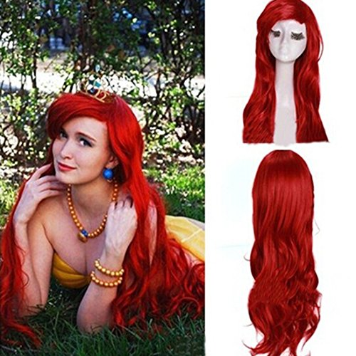 Women (Ariel Red Wig)