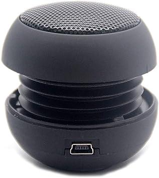 ZJHNZS Altavoz Bluetooth Hamburger Mini Speaker Mp3 Music ...