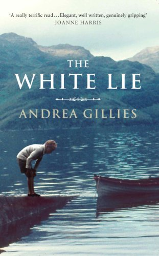 book cover of The White Lie