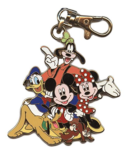 Medal Disney Pin - Disney Mickey & Friends Lanyard Medal