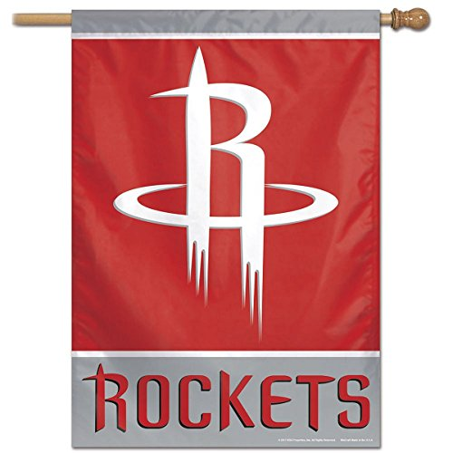Wincraft Houston Rockets House Flag