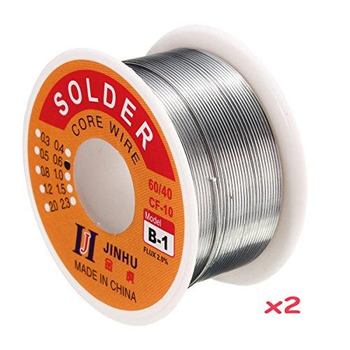 Super Lead-free Solder Tin Wire (Silver) - 8