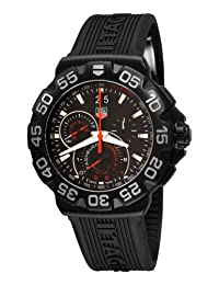 Tag Heuer Men's Formula 1 Chronograph Dial Watch Black CAH1012.FT6026