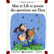 Max et Lili se posent des questions sur dieu 86