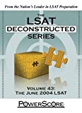 The LSAT Deconstructed Series, Volume 43, David M. Killoran and Jon M. Denning, 0972129677
