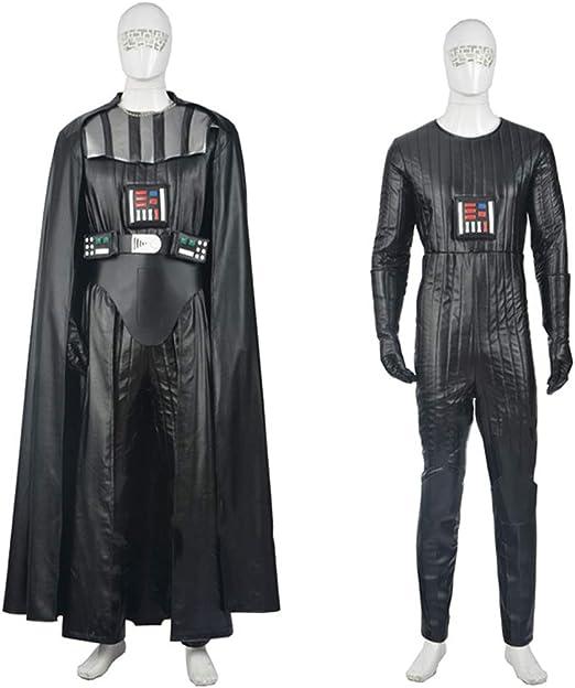 nihiug Star Wars Black Warrior Das Vida Cosplay Disfraz ...