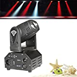 60W LED RGB White Automated Moving Head Intelligent DJ Lighting RGBW 4-in-1