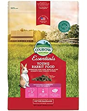 OXBOW 1022021000 Essentials Bunny Basics 15/23 Young Food 10-Pound Bag