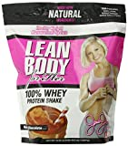 Jamie Eason Signature Series 100% Whey Protein Shake, Ideal All Natural Protein for Women with Zero Artificial Flavors, Colors or Sweeteners, Natural Chocolate, 2.6 Pound by Labrada