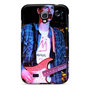 Scratch Protection Hard Cell-phone Case For Samsung Galaxy S4 With Allow Personal Design Trendy Guns N Roses Image AnnaDubois