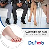 Dr.Foot's Tailor's Bunion Pads -4 pieces- Bunions