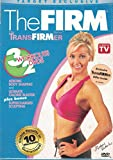 The Firm Transfirmer Series : Target Exlusive Edition : Aerobic Body Shaping , Ultimate Calorie Blaster , Supercharged Sculpting : 3 Workouts : DVD SET