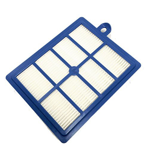Eureka Hf1 Hepa Filter - Washable HEPA Filter Electrolux Eureka Sanitaire Type HF1, HF12 And EL012W Upright/Canister Filter, Compare To Part # H13 SP012 H12 60286A EL020 EL012B EF26 VF15