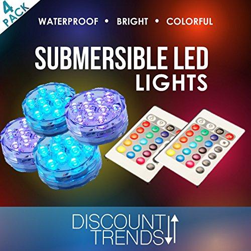 Submersible Led Decor Lights