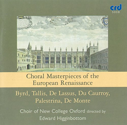 (Choral Masterpieces of the European)