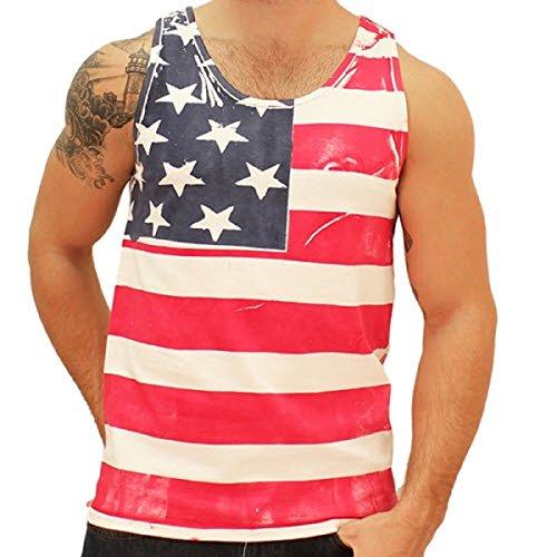 American-Flag-Tank