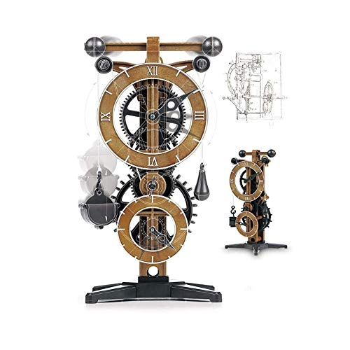 (Academy 2018 NEW Da Vinci Clock 10