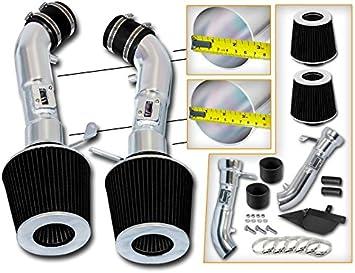 2 Pièce nécessaire Filtre à air k/&n 33-2399 Nissan 370z 3.7 v6