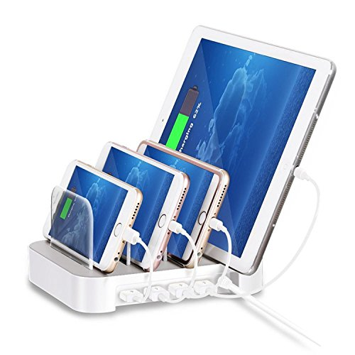 tobway-multi-ports-4-usb-charger-charging-station-devices-for-iphoneipad-and-other-cell-phoneswhite