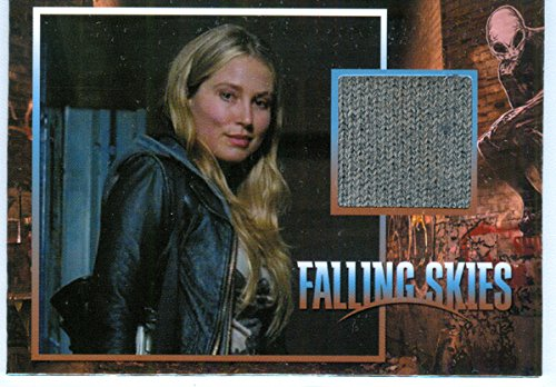 2013 Turner Entertainment Authentic Sarah Carter Falling Skies Costume Material ()