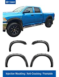 Tyger Auto TG-FF8D4148 For 2009-2017 Dodge Ram 1500 (Fleetsid...