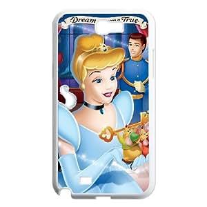 Samsung Galaxy N2 7100 Cell Phone Case White Cinderella II Dreams Come True 003 YWU9295132KSL